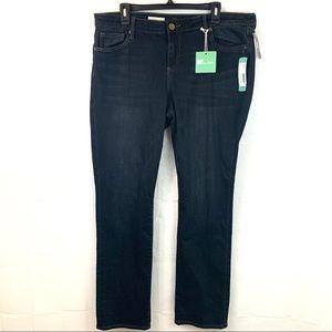 Kut From the Kloth Boyfriend Indigo Jeans NWT